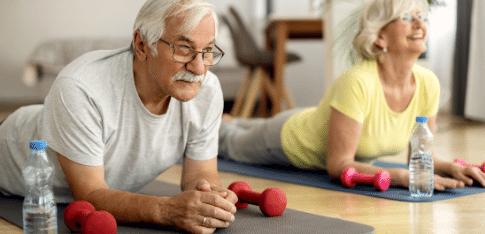 older adult workout