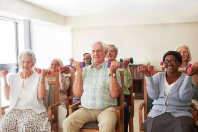 Best exercises for the elderly