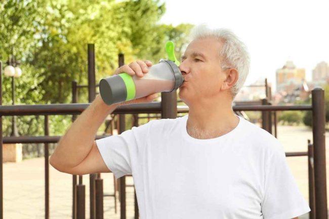 best protein drink for elderly