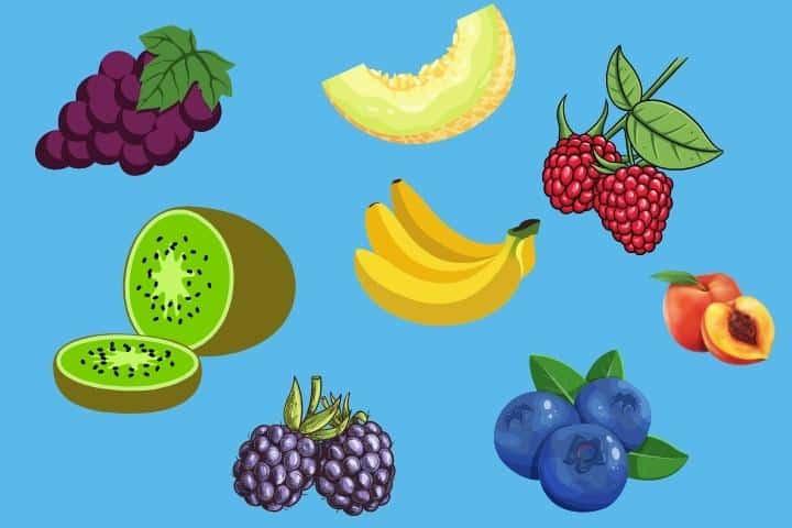 best soft food for the elderly - fruit