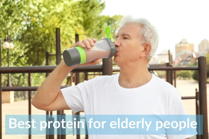 best soft food for the elderly - protein article
