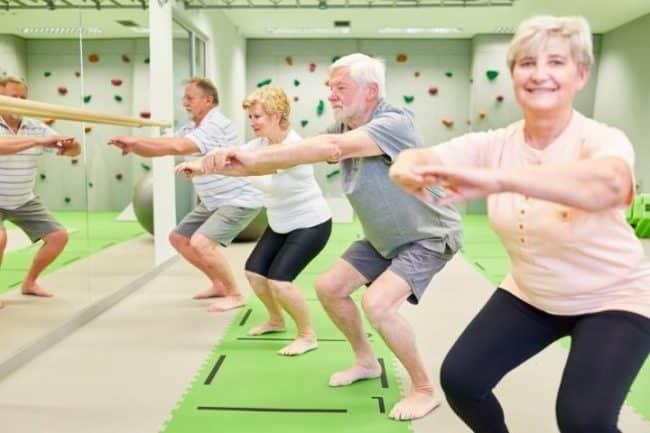 squats for elderly